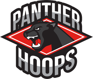 Panther Hoops Logo